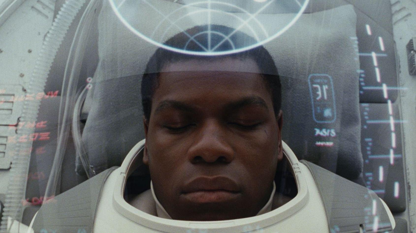 Des nouvelles de Finn dans les Derniers Jedi