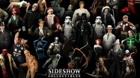30$ offerts chez Sideshow pour les 40 ans de la saga