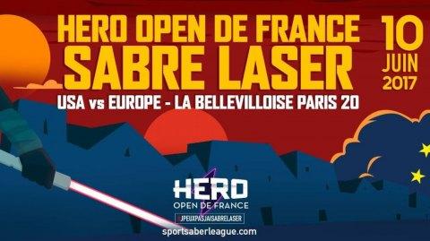Le HERO Open de France, c'est dans deux semaines !
