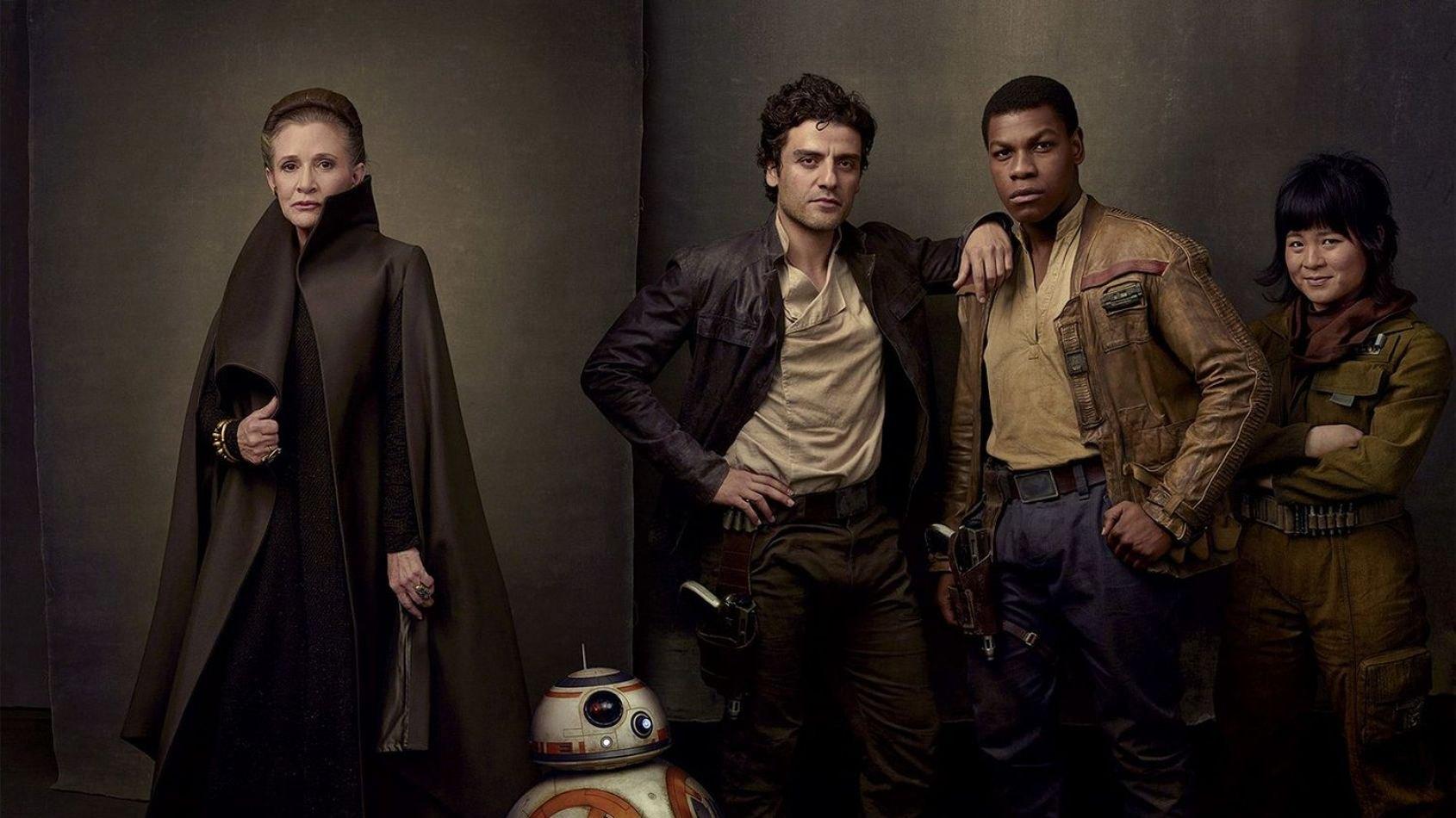 Le blaster de Finn dans 'Les Derniers Jedi' s'illustre en vidéo