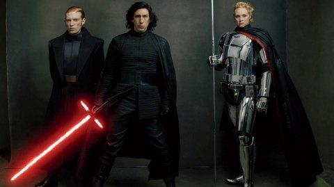 Le Capitaine Phasma à visage découvert dans Les Derniers Jedi ?