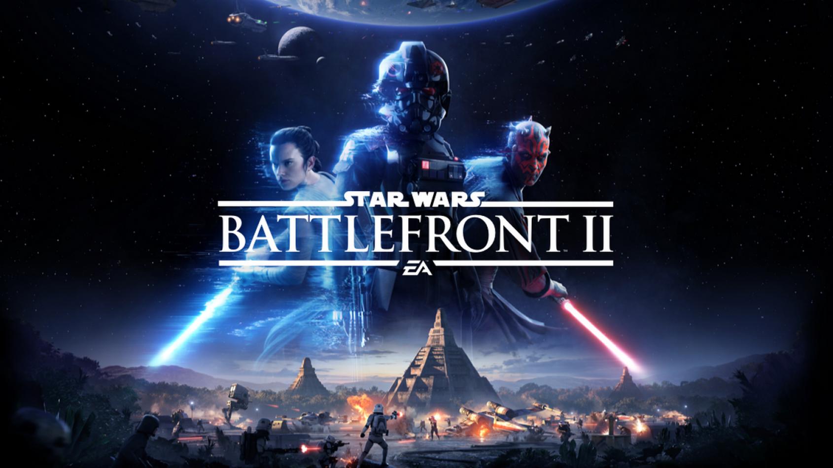 Un premier stream pour Battlefront II !