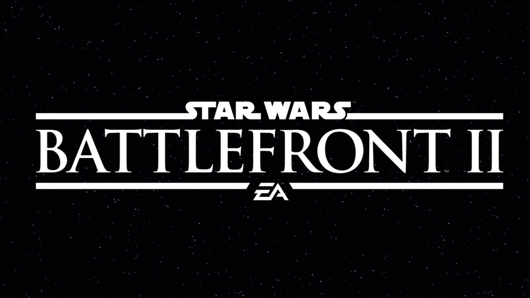 Premières images du gameplay de Battlefront 2