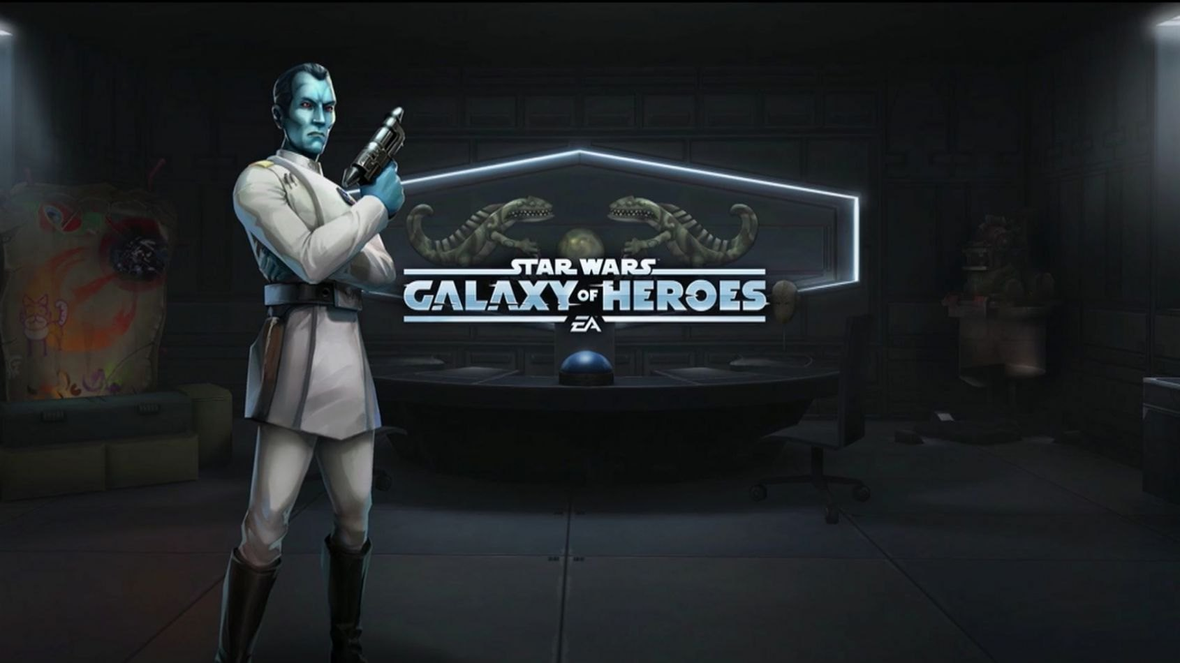 Thrawn arrive dans Galaxy of Heroes