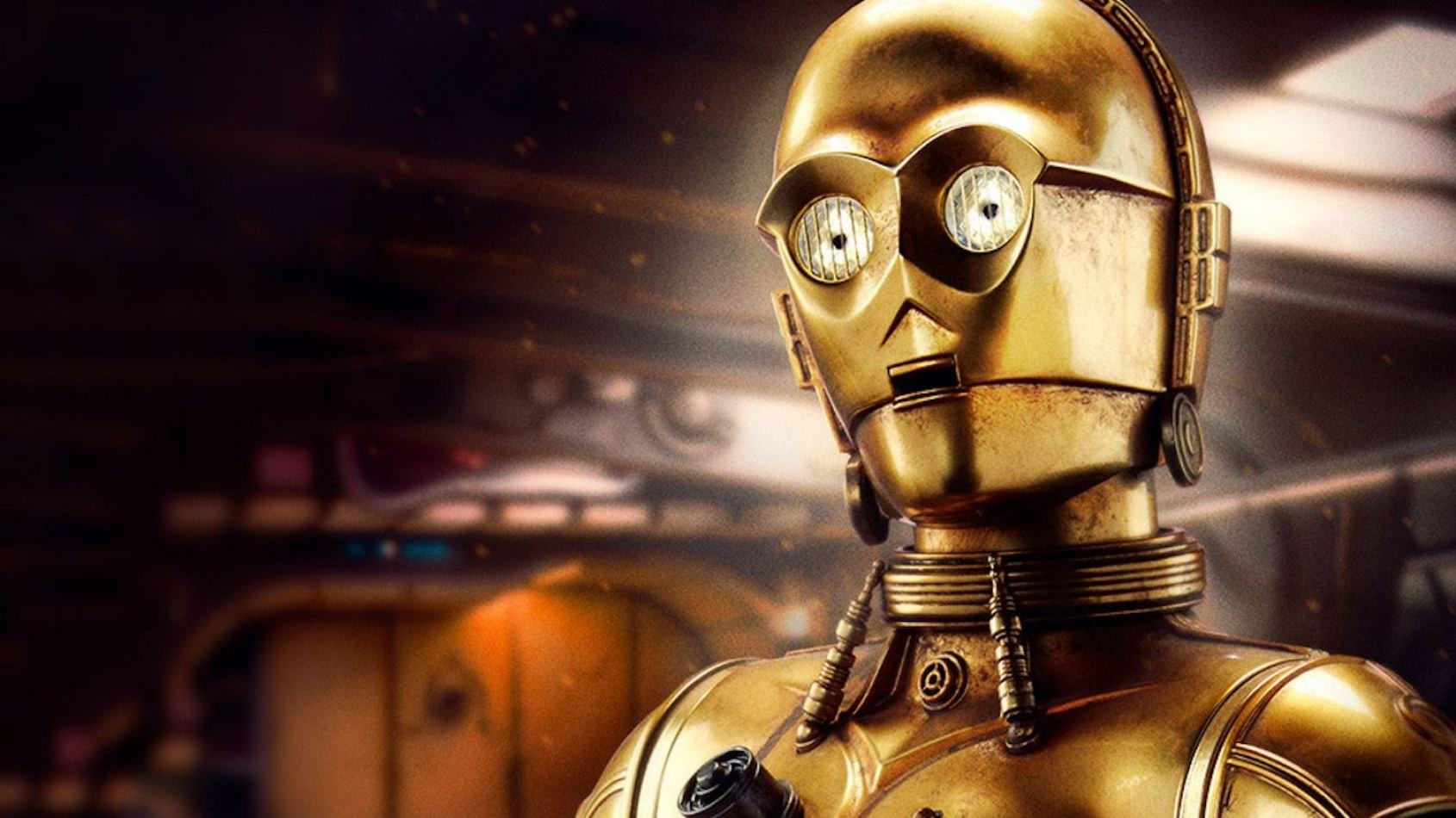 C3PO Legendary Scale Figure par Sideshow