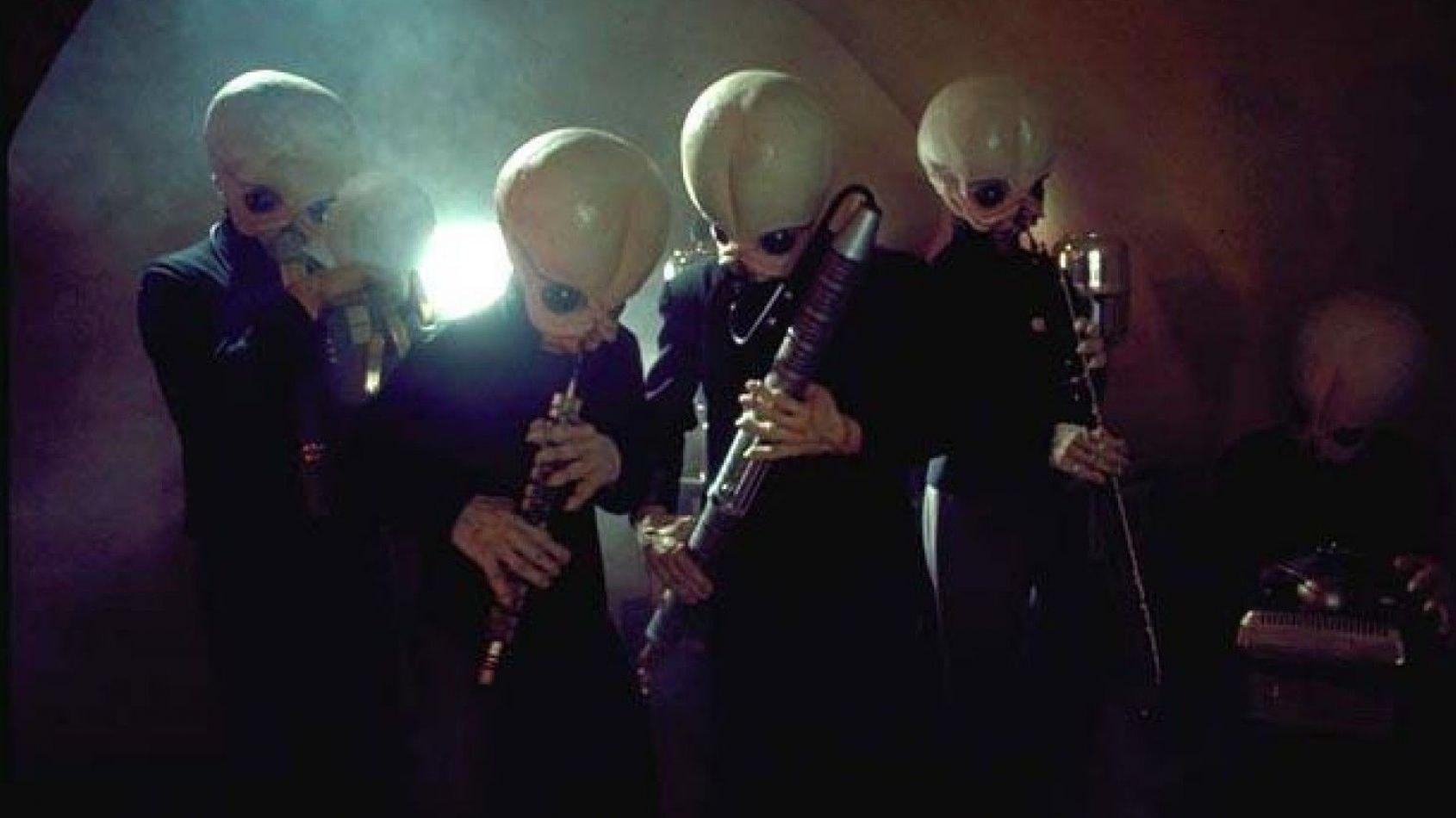 Retour sur des morceaux musicaux de Star Wars