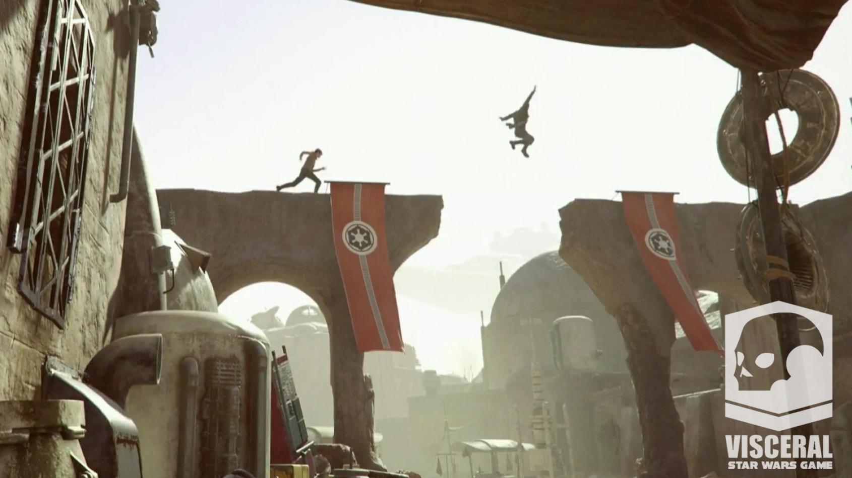 Pas d'annonce en vue pour le jeu vidéo Star Wars de Visceral Games