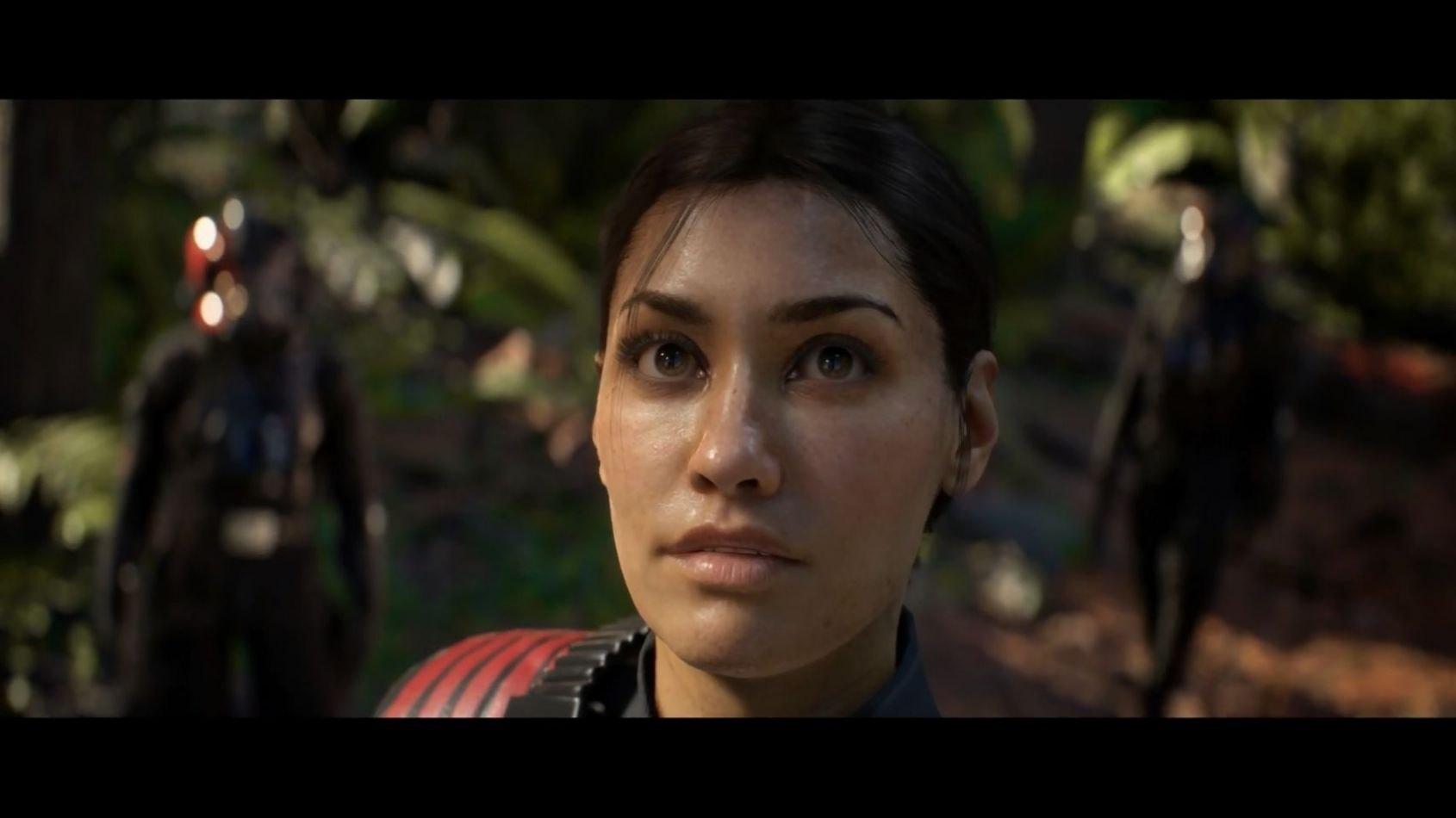 Janina Gavankar se fait une place dans l'univers Star Wars