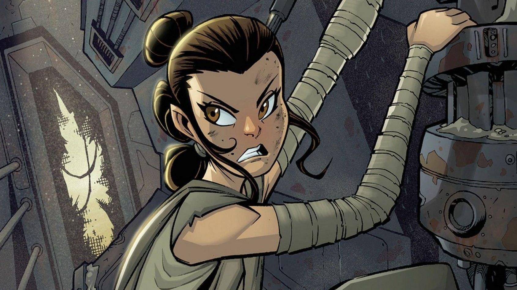 Premier thème et premiers visuels pour Star Wars Adventures !