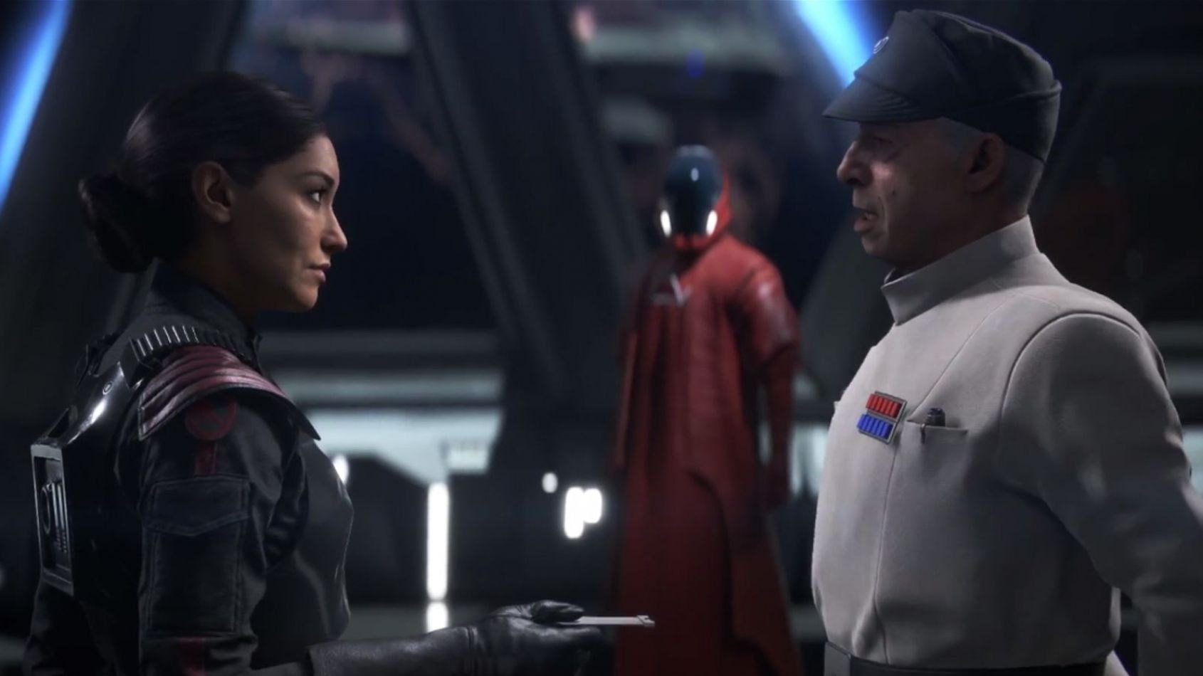 Des nouvelles du casting de Battlefront 2