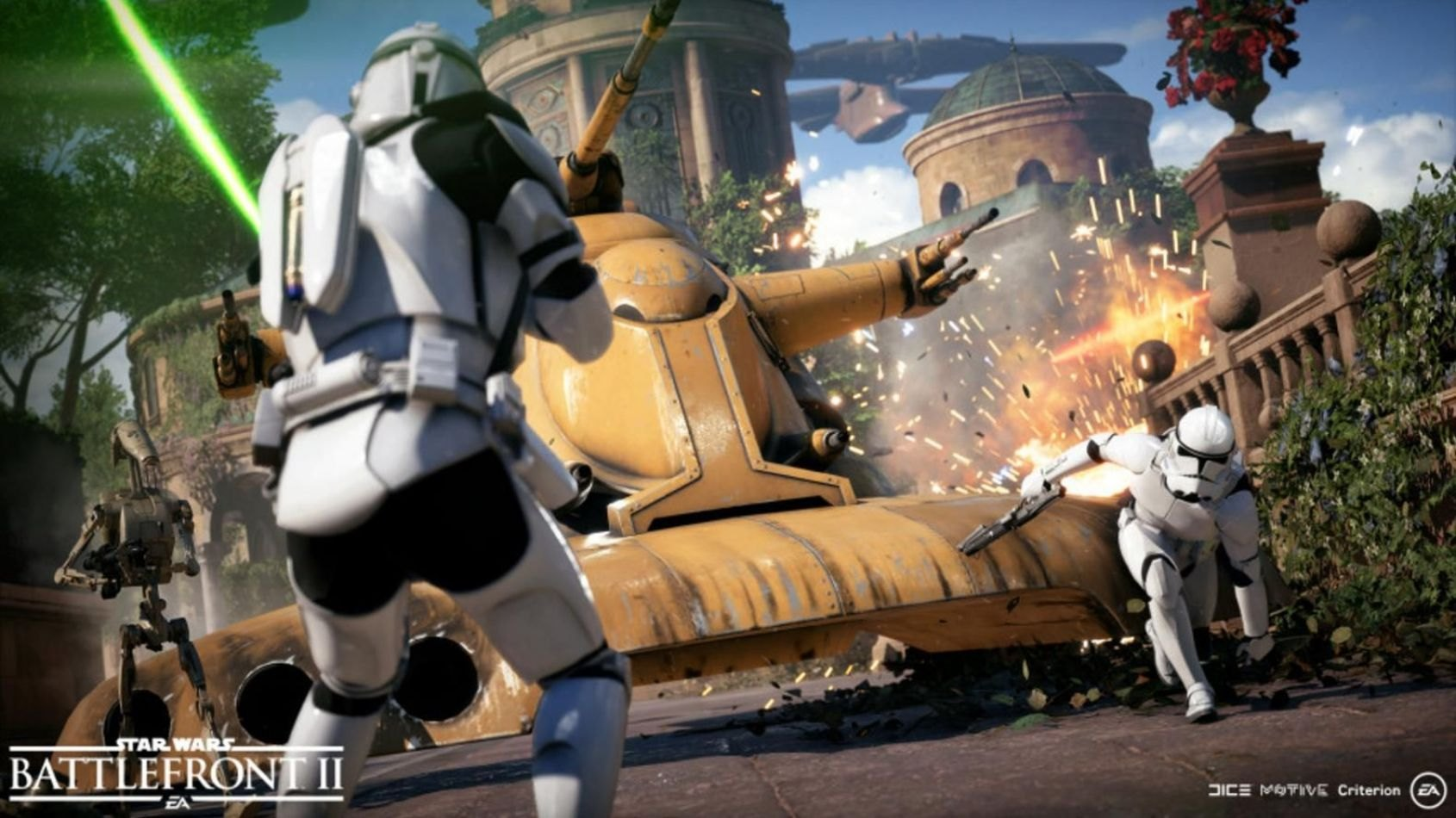 Le trailer le plus vu de L'E3 est celui de Battlefront II !