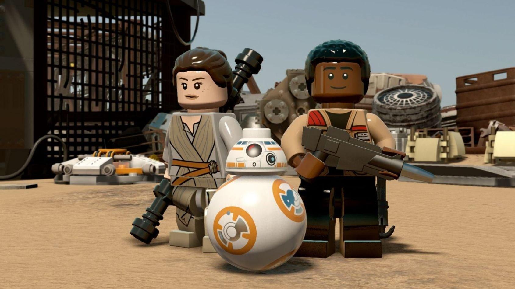 Petit florilège de Lego Star Wars  au  salon BrickWorld de Chicago !