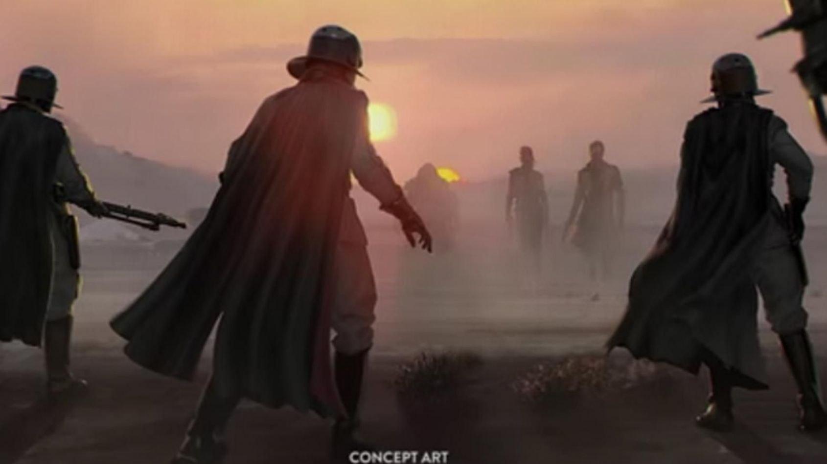 Le plein de nouveaux détails sur le jeu Star Wars de Visceral Games !