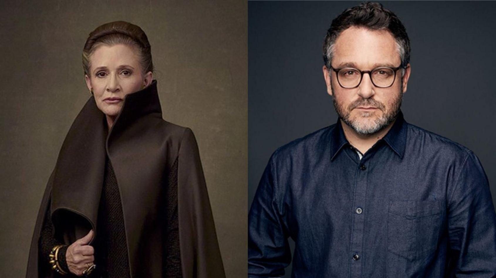 Colin Trevorrow s'exprime sur Carrie Fisher et l'épisode IX