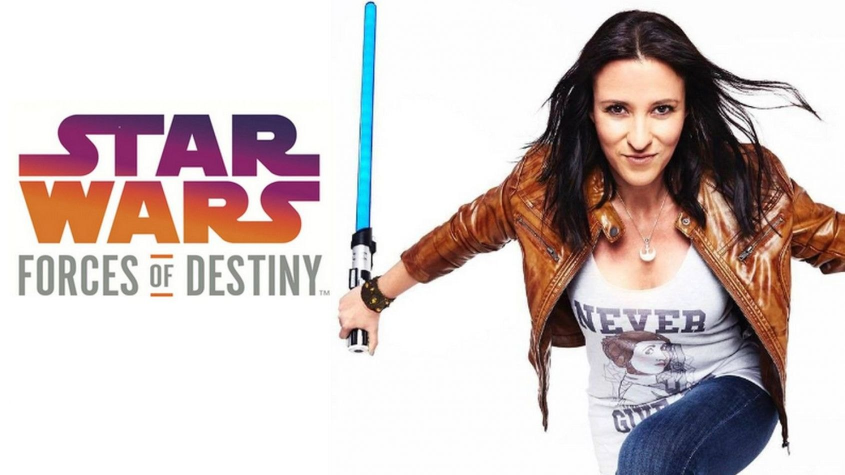 Jennifer Muro parle de Star Wars: Forces of Destiny