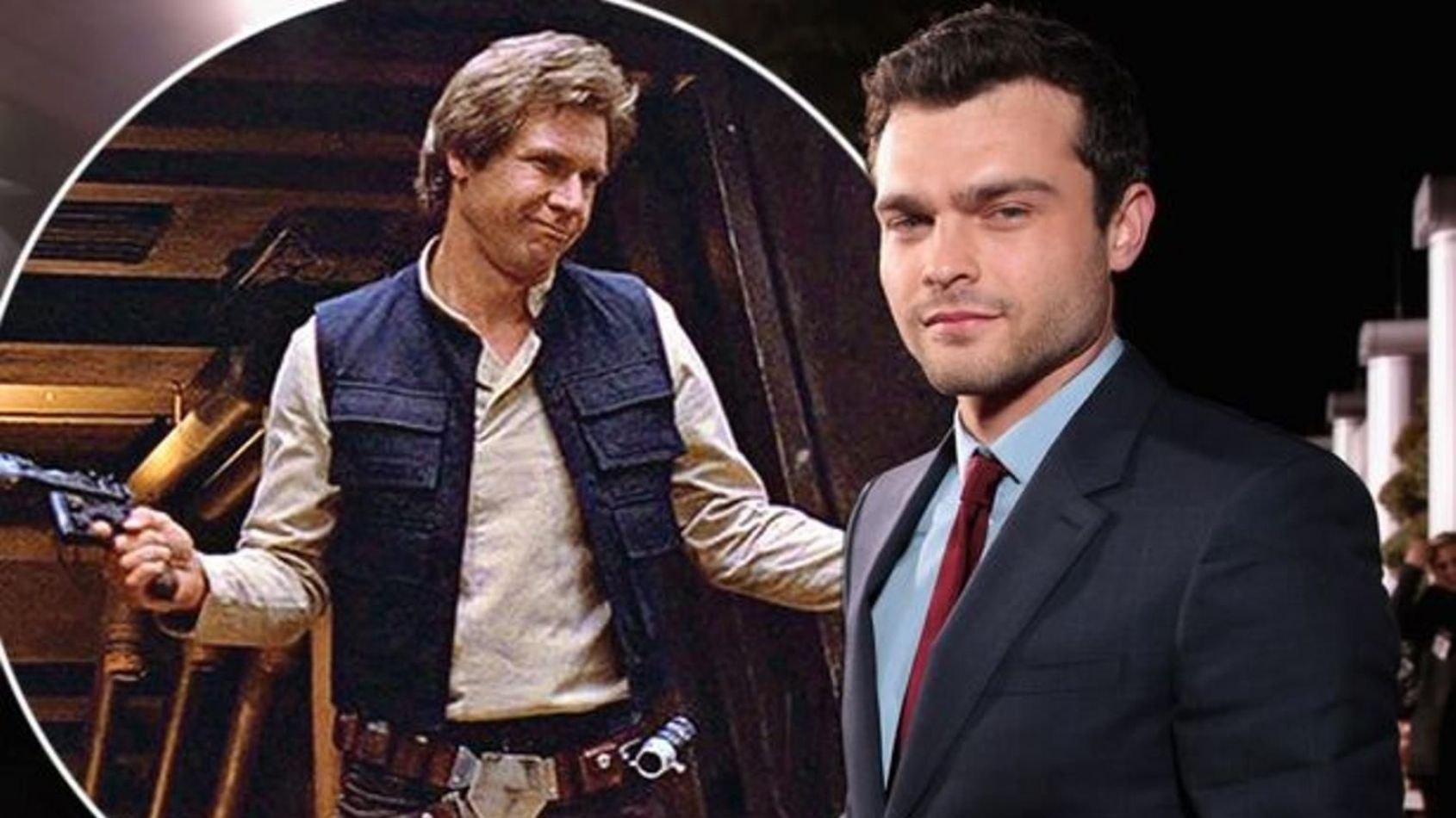 LucasFilm mécontent de la performance d'Alden Ehrenreich en Han Solo