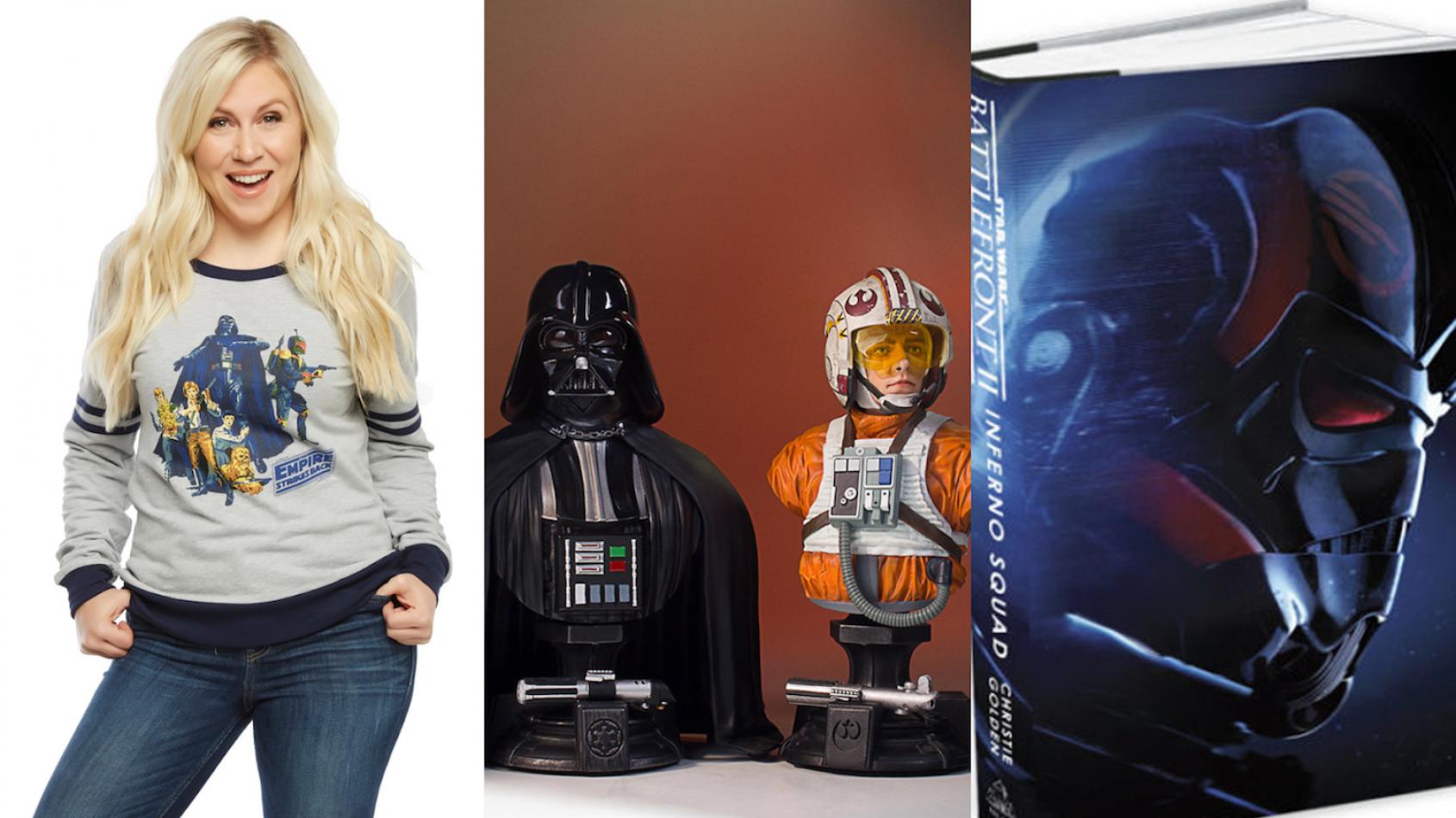 Les exclusivités Star Wars du Comic Con de San Diego