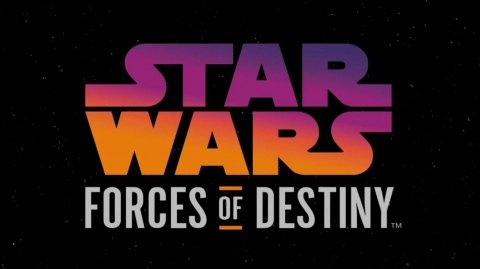Un trailer et une première date pour Star Wars: Forces of Destiny