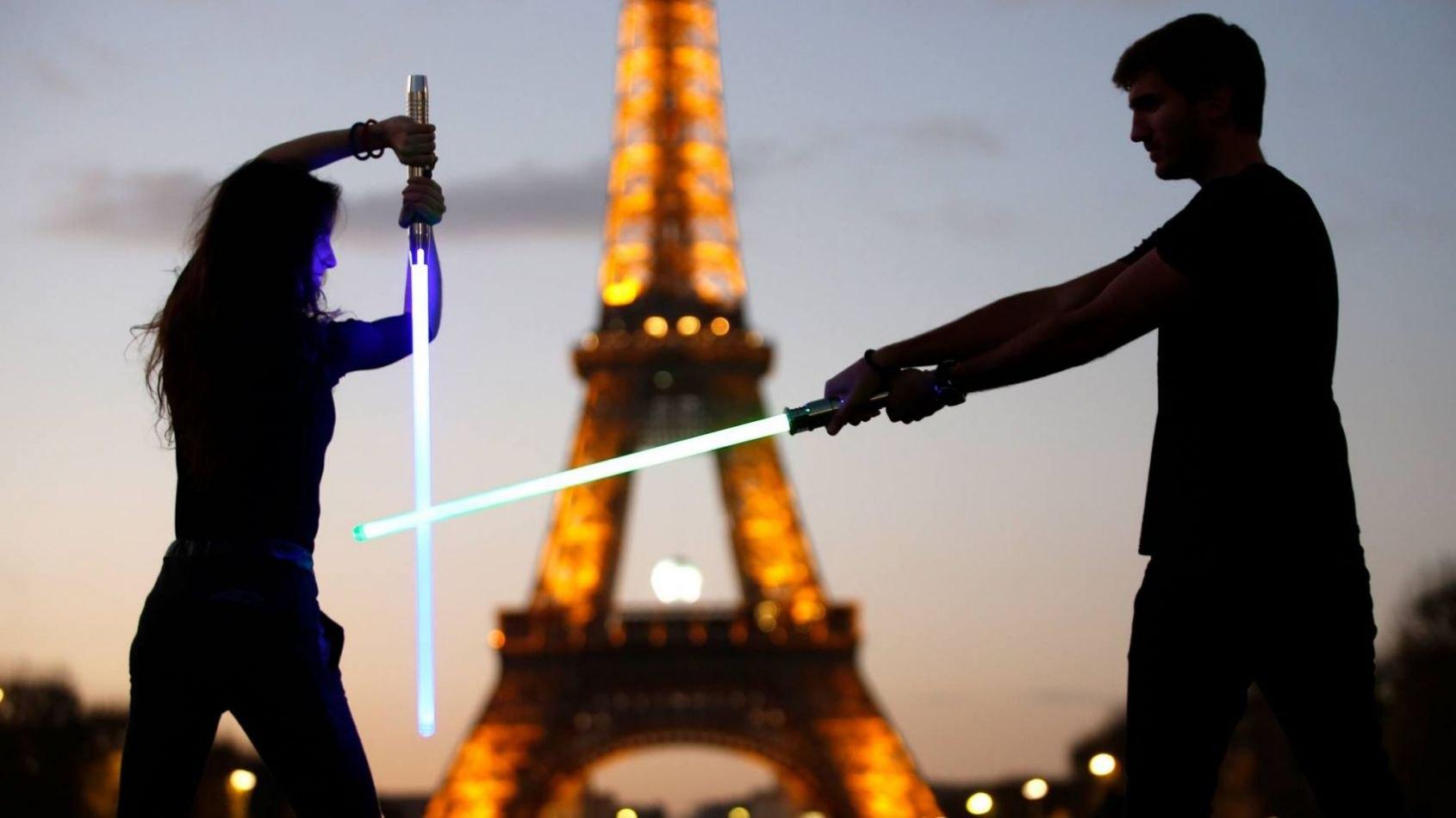 Le plus grand tournoi public de sabre laser bientôt à Paris !