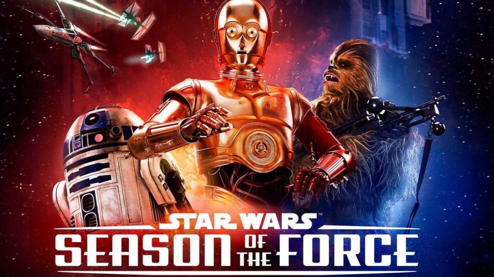 La Saison de la Force reviendra en 2018 à Disneyland Paris !