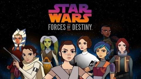 Découvrez les épisodes 6, 7 et 8 de Forces of Destiny