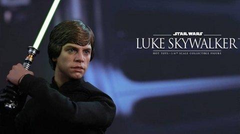 Hot Toys dévoile son Luke Skywalker version Retour du Jedi