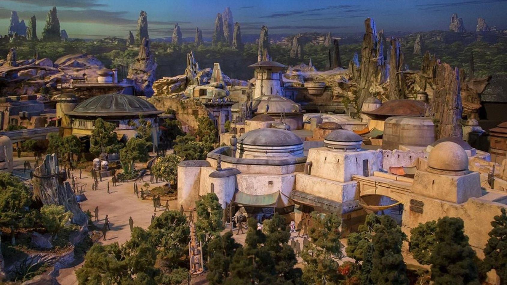 Le nom de Star Wars Land serait-il dévoilé ?