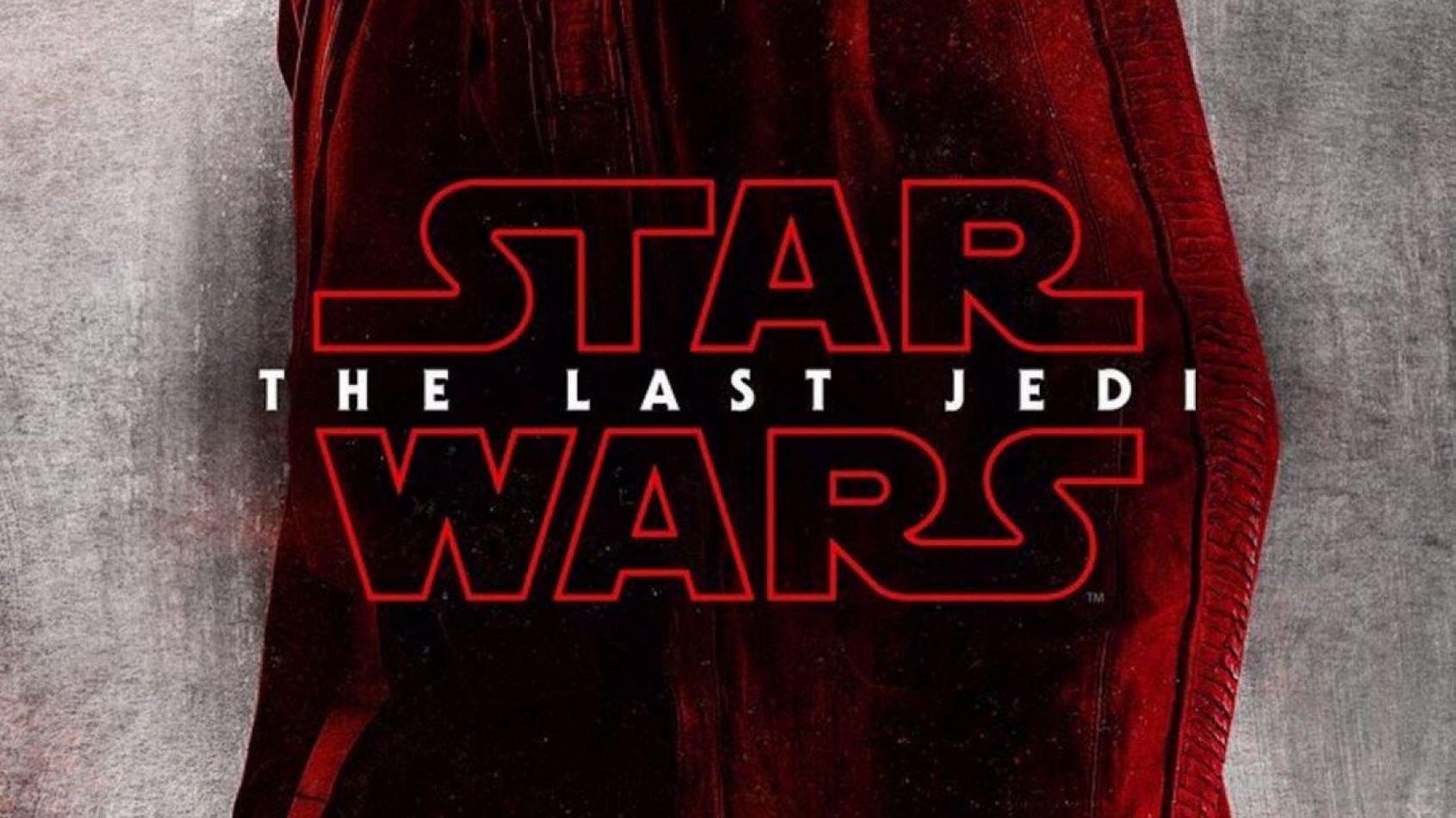 6 nouveaux posters pour 'Les Derniers Jedi'
