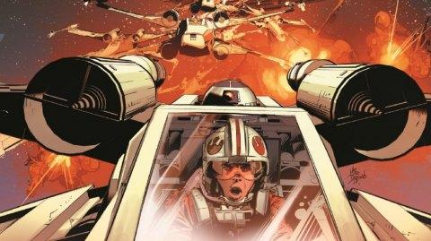 Review : Star Wars tome 4 : Le Dernier Vol du Harbinger chez Panini