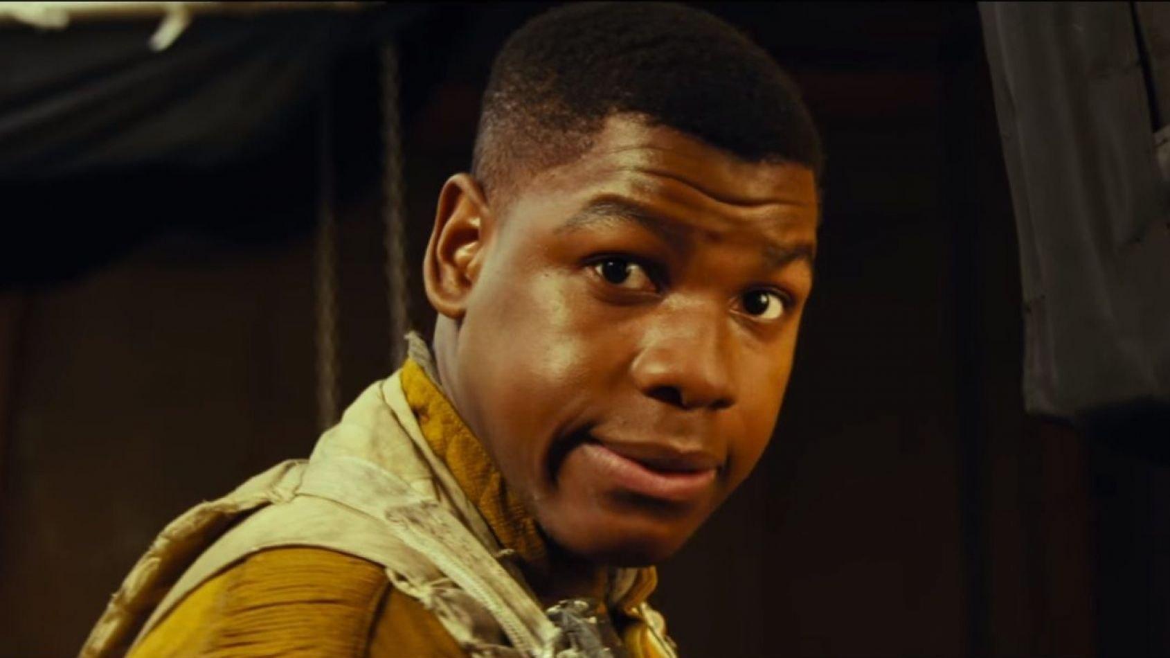 John Boyega tease un ennemi de taille pour Finn dans Les Derniers Jedi