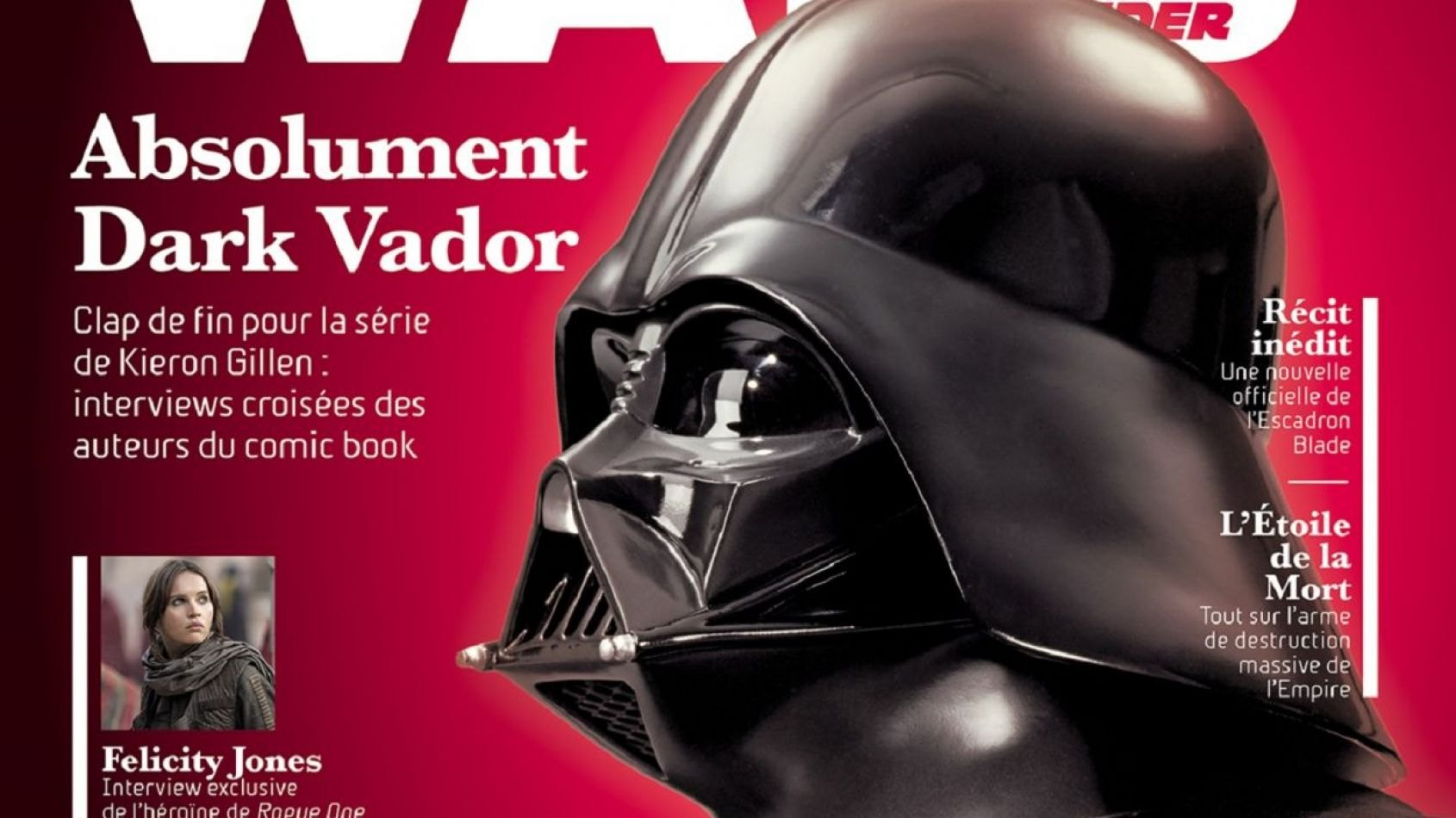 Panini : La couverture du Star Wars Insider 12