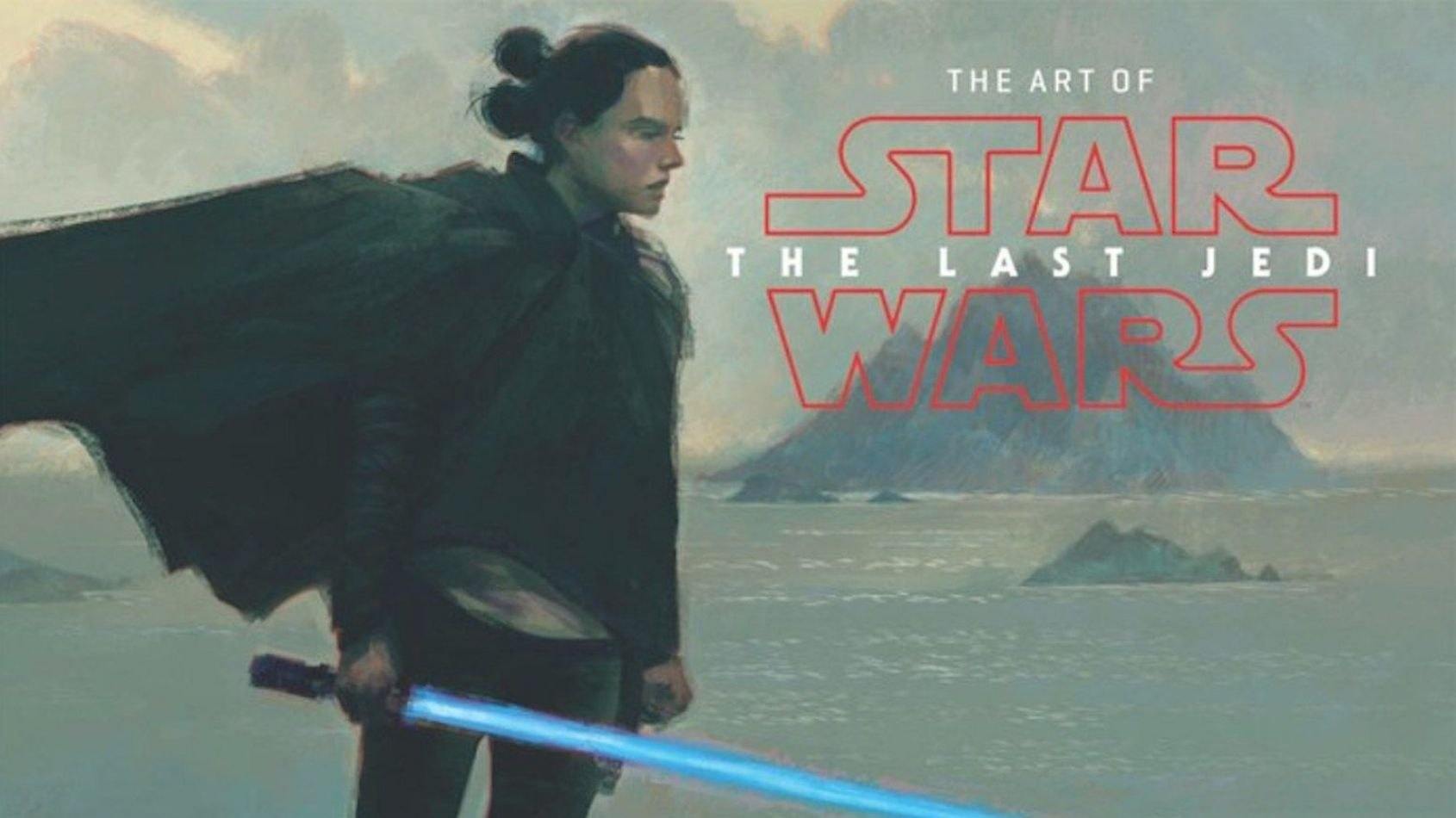 Couverture du livre The Art of The Last Jedi