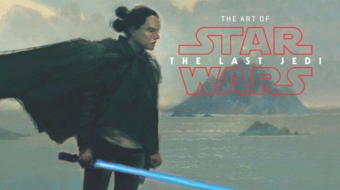 Couverture du livre The Art of The Last Jedi
