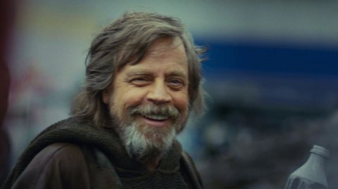Les nouveaux accessoires de Luke Skywalker dans Les Derniers Jedi