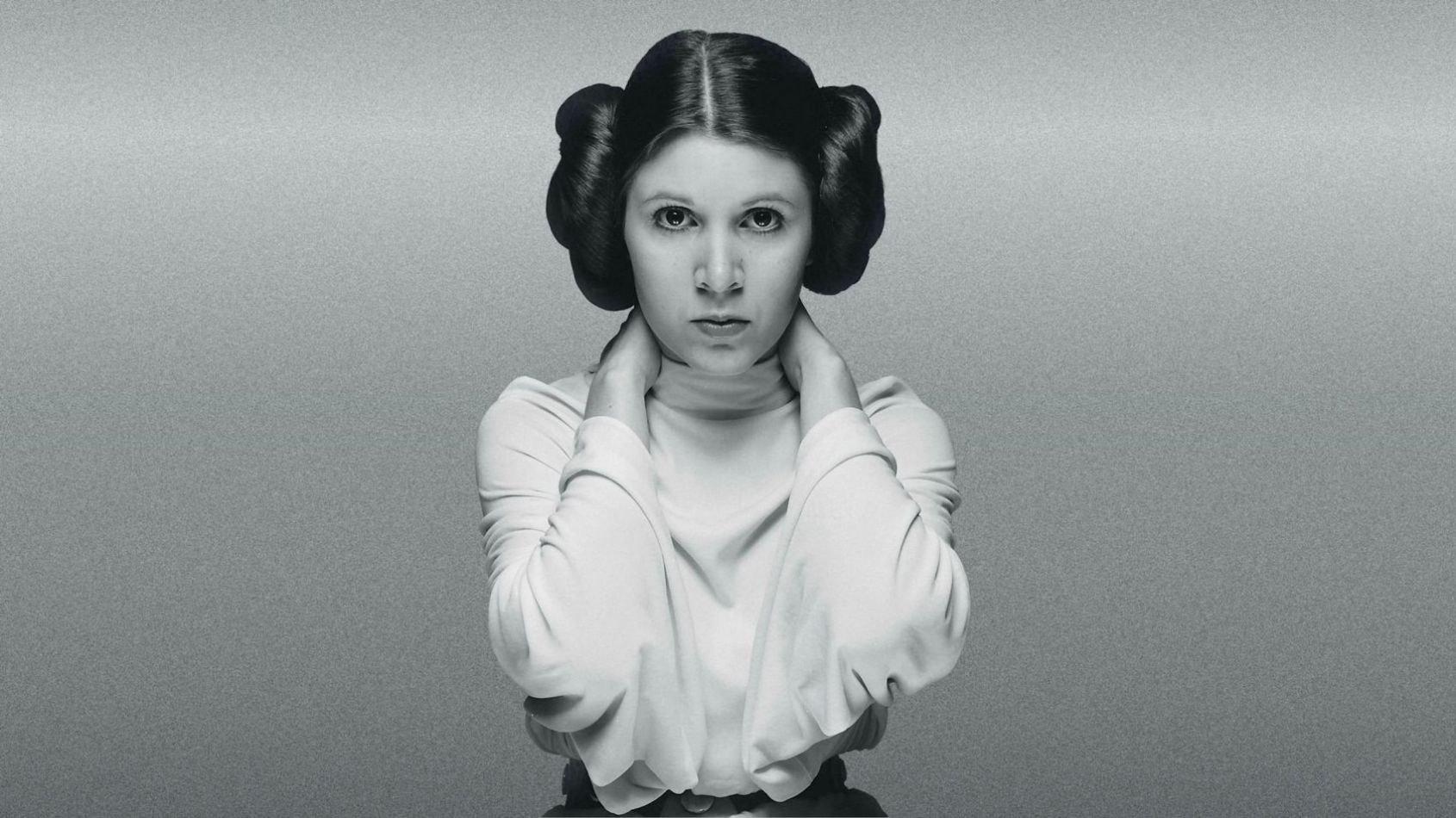 Une statuette à l'échelle 1/4 pour la Princesse Leia chez Sideshow