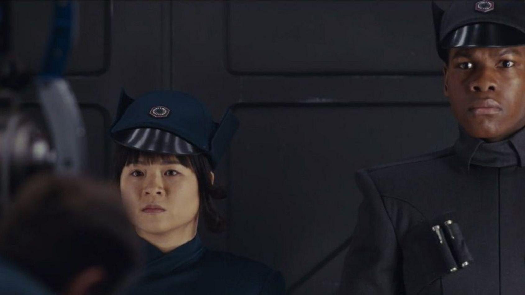 John Boyega et sa mission d'infiltration dans les Derniers Jedi