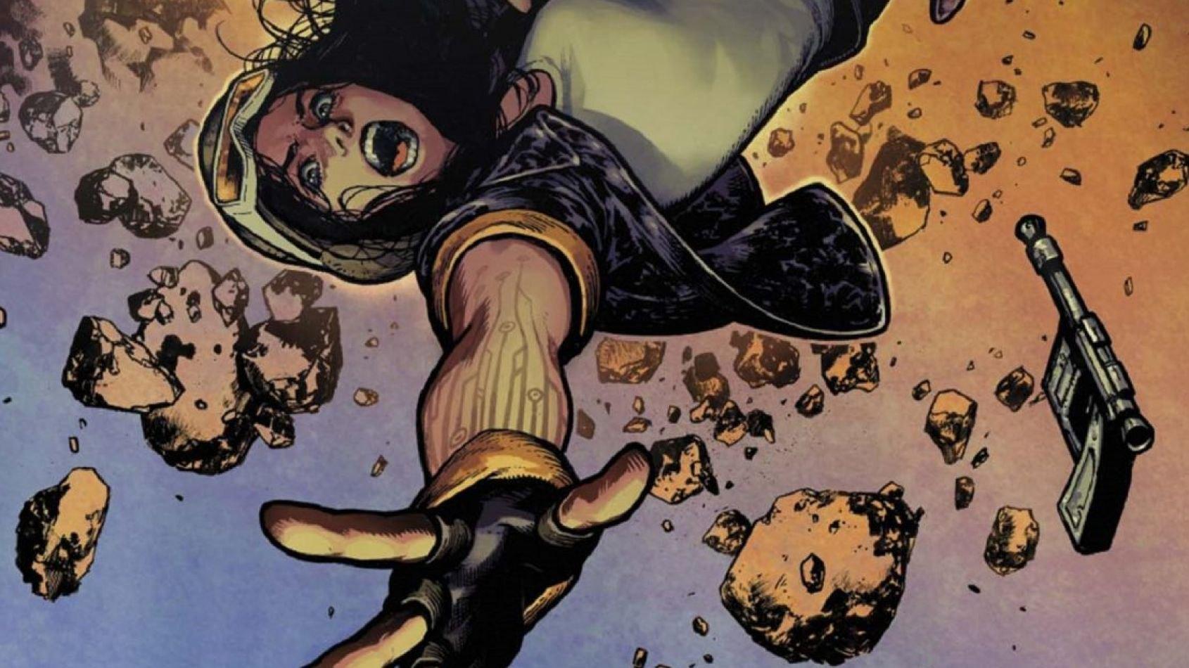Review : Star Wars 002, le magazine de comics de Panini