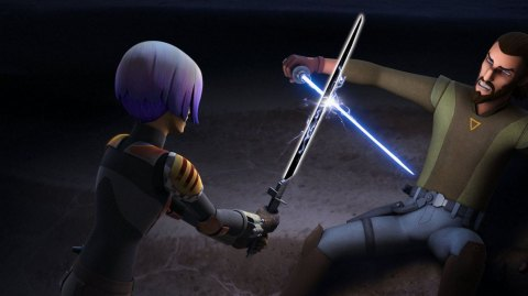 Le sabre noir: une arme de légende