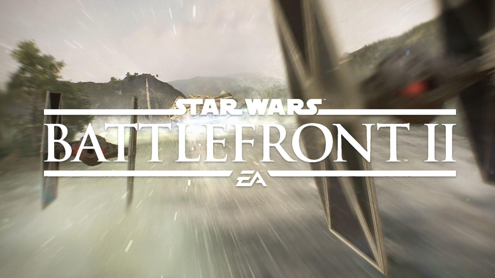 Battlefront II : combat aérien amélioré et trailer annoncé !
