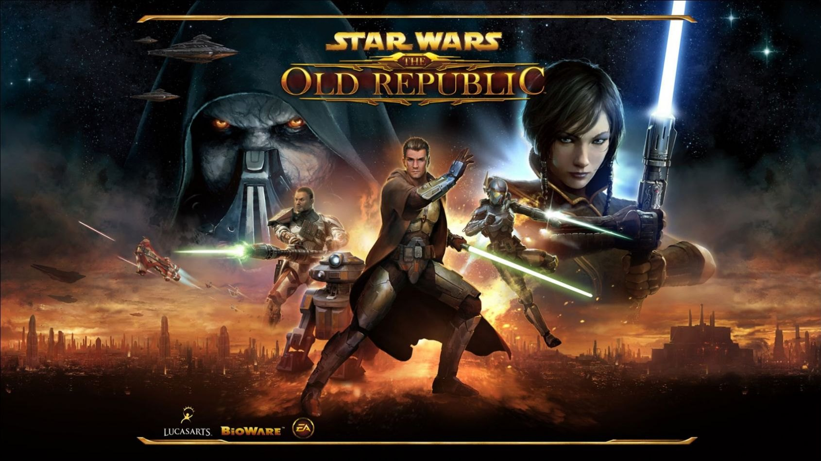 Star Wars The Old Republic, le teaser de : Crise sur Umbara