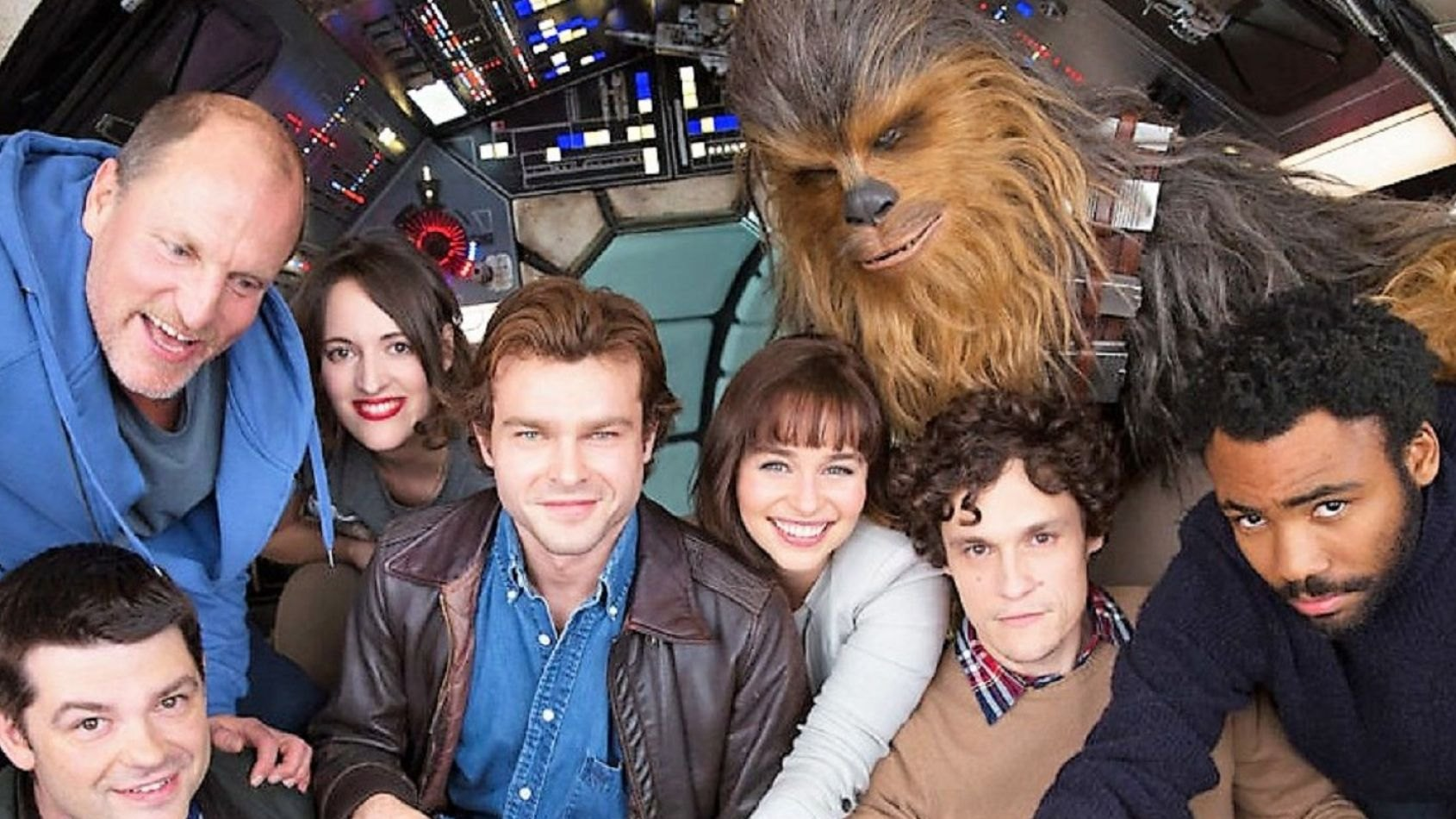 Spin-off Han Solo : Un nouvelle photo partagée par Ron Howard!