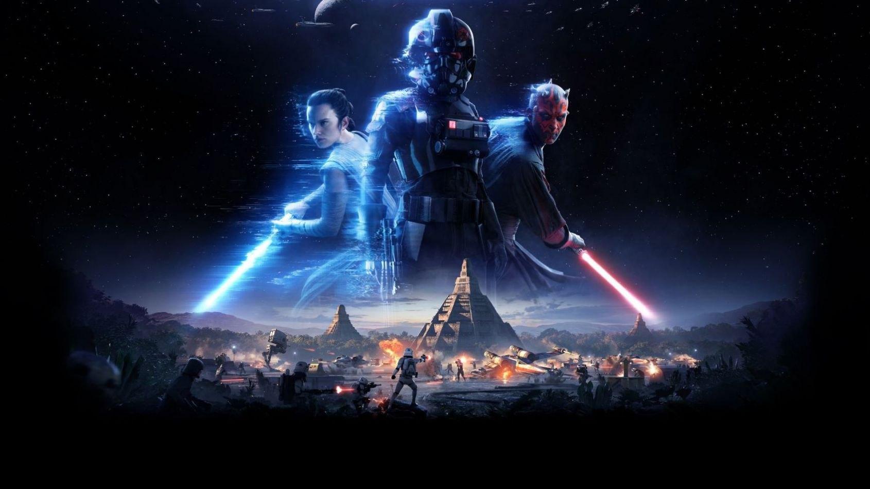 Star Wars Battlefront 2, enfin du gameplay dans l'espace — Gamescom