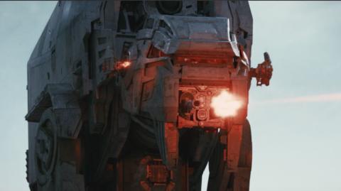 Deux nouveaux véhicules du 1er Ordre dans les Derniers Jedi dévoilés