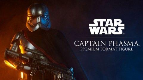 Sideshow: Capitaine Phasma en précommande le 31 août