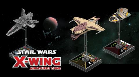 La 12ème vague annoncée pour X-Wing Miniatures Game !