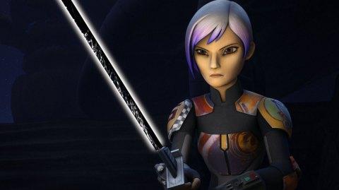 Star Wars Rebels : le Sabre Noir dans les bonus de la Saison 3 !