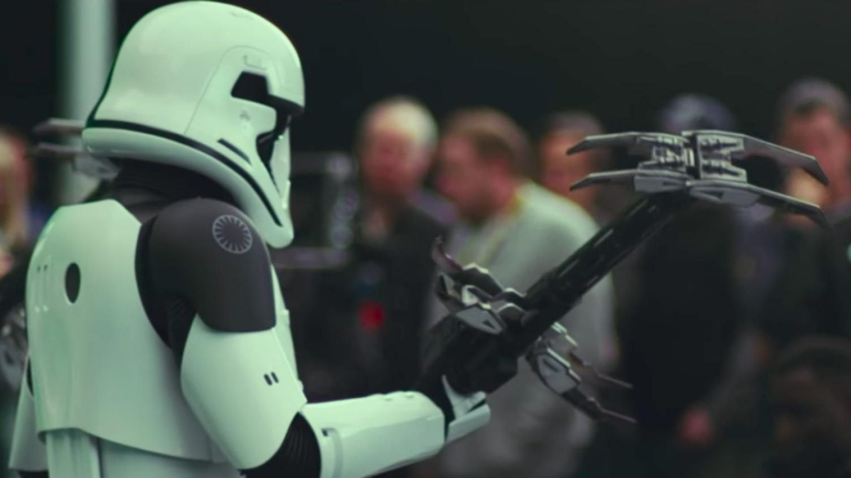 Le rôle du Stormtrooper Exécuteur a été dévoilé !