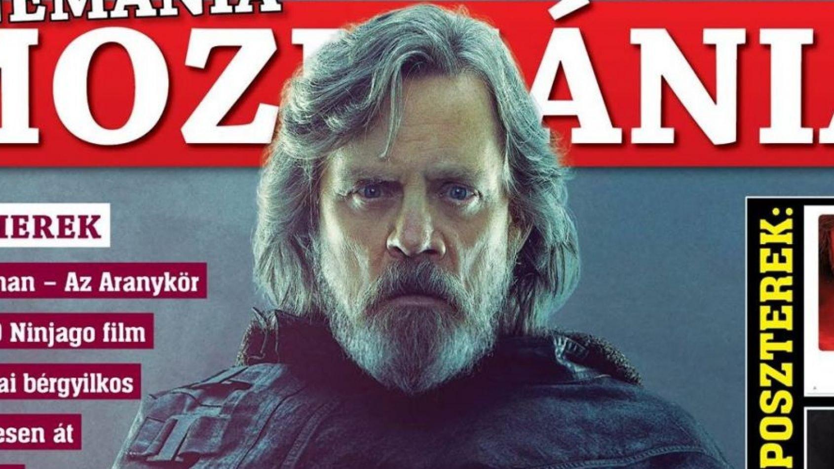 Nouvelles photos pour Luke et le 1er Ordre dans Les Derniers Jedi