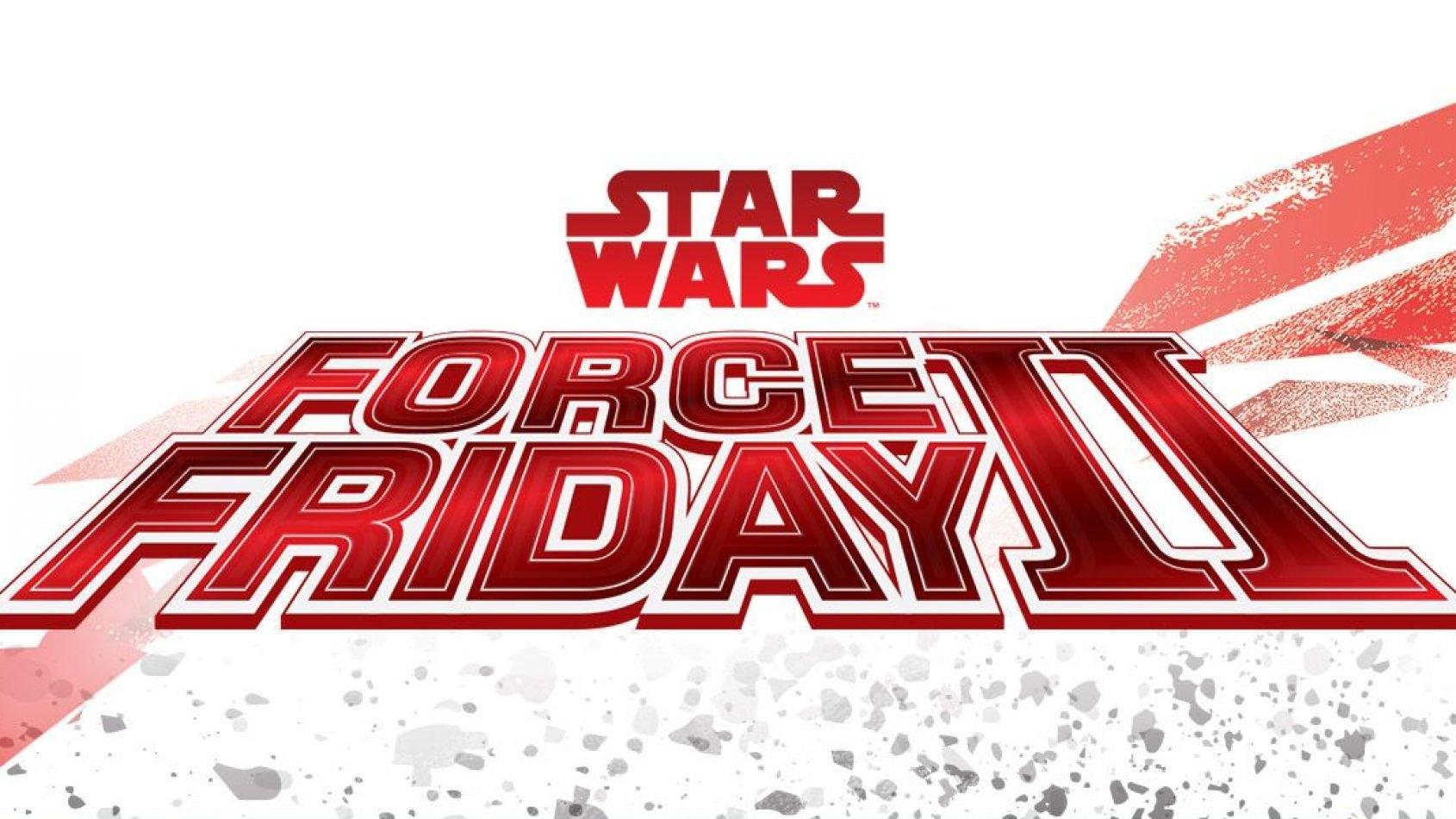 Evénement Force Friday II au Village JouéClub avec Planète Star Wars