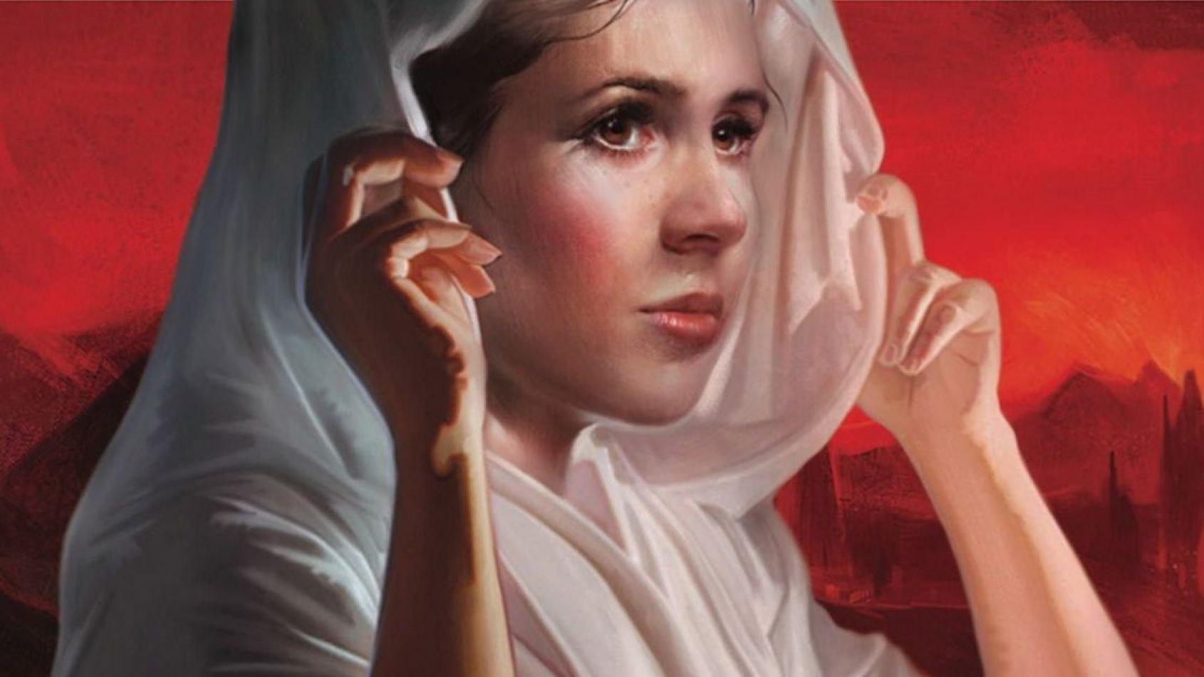 Un synopsis pour le roman consacré à Leia